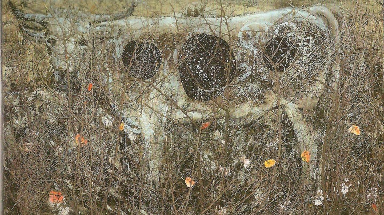 """Das Bild """"Pasiphae"""" von Anselm Kiefer gehörte zu den in China verschollenen Werken des Künstlers ©Verwertungsgesellschaft (VG) Bild-Kunst Bonn 2020 (Foto: SWR)"""