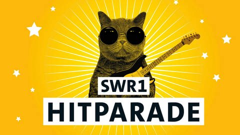 Die Top Ten der SWR1 Hitparade in Rheinland-Pfalz