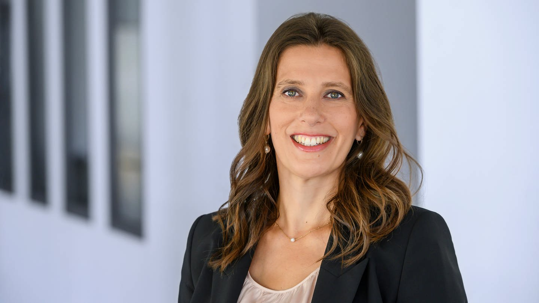 Hannah Basten SWR Unternehmenssprecherin © SWR/Patricia Neligan (Foto: SWR)