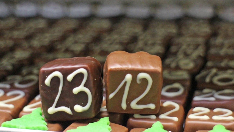 Schokoladenherstellung zum Advent © SWR/Torsten Diedrich (Foto: SWR, Torsten Diedrich)