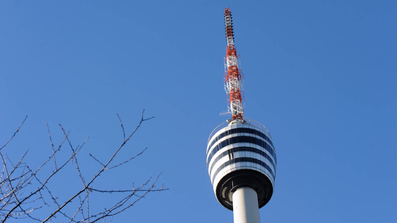 SWR Fernsehturm Stuttgart © SWR/Alexander Kluge (Foto: SWR)