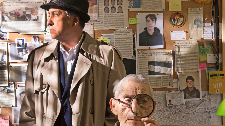Der Privatdetektiv Rómulo (re.) soll wegen vermuteter Missbrauchsfälle in einem Altersheim ermitteln © SWR (Foto: SWR)
