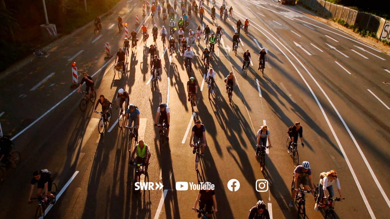 Radfahren liegt voll im Trend © SWR (Foto: SWR)