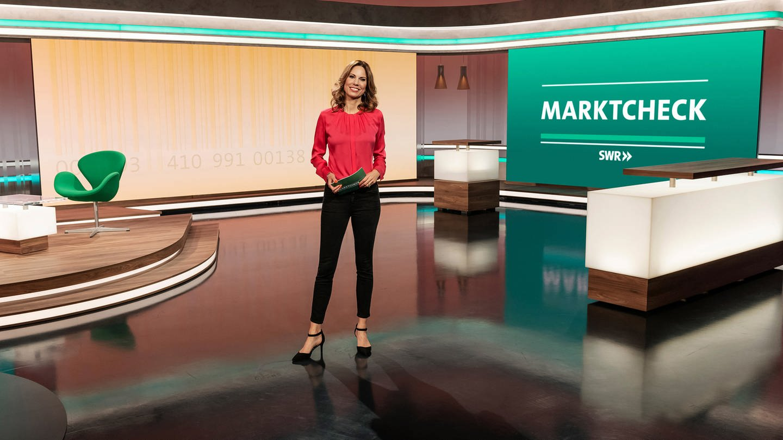 Hendrike Brenninkmeyer moderiert das Verbraucher- und Wirtschaftsmagazin