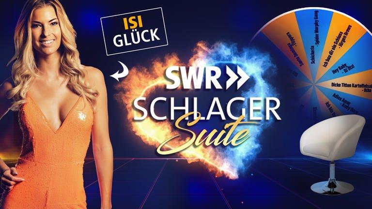 SWR Schlager-Suite mit Isi Glück © SWR/Summerfield Produktion