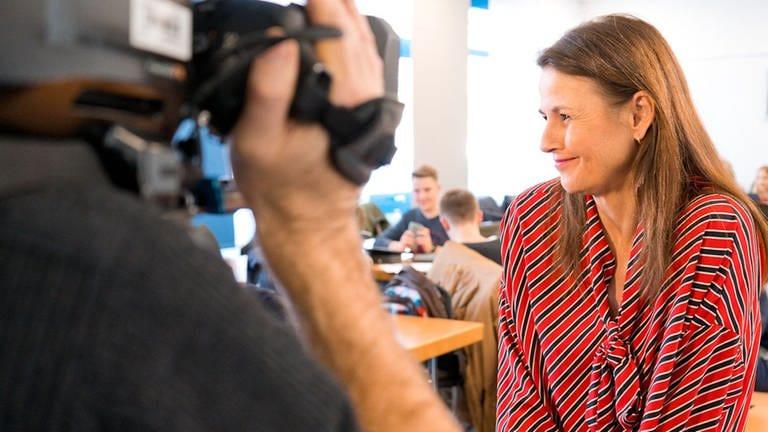 Korrespondenten machen Schule (Foto: LMZ, Christian Reinhold)