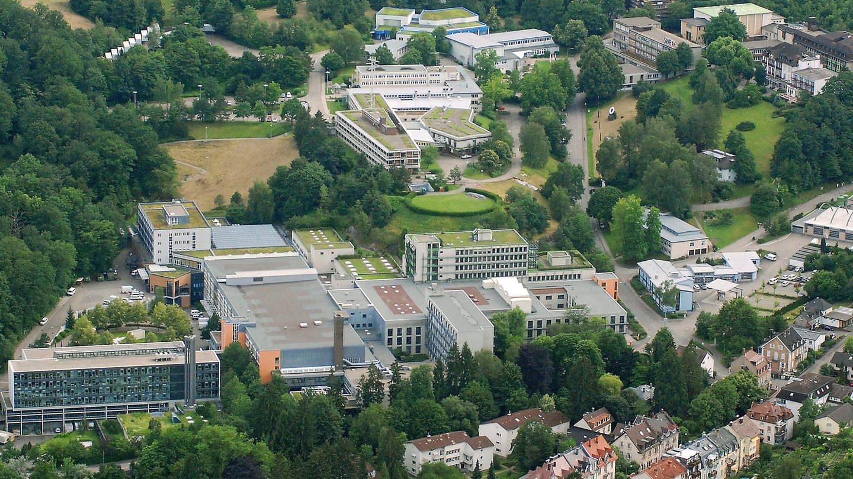 Das Bild zeigt das Funkhaus des SWR in Baden-Baden (Foto: SWR)