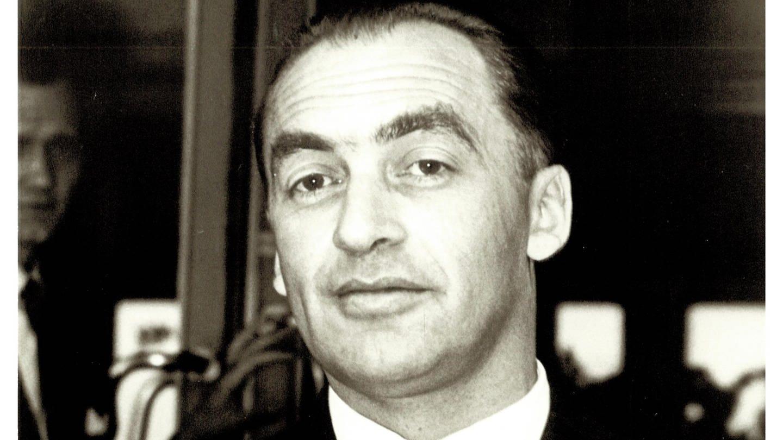 Intendant Hans Bausch