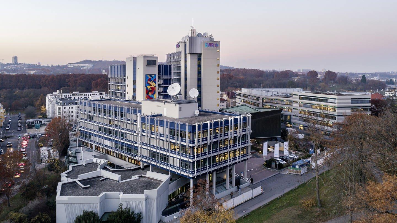 Das Bild zeigt das Funkhaus in Stuttgart (Foto: Jürgen Pollak)