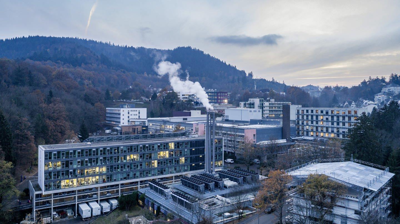 Das Bild zeigt das Funkhaus in Baden-Baden (Foto: Jürgen Pollak)