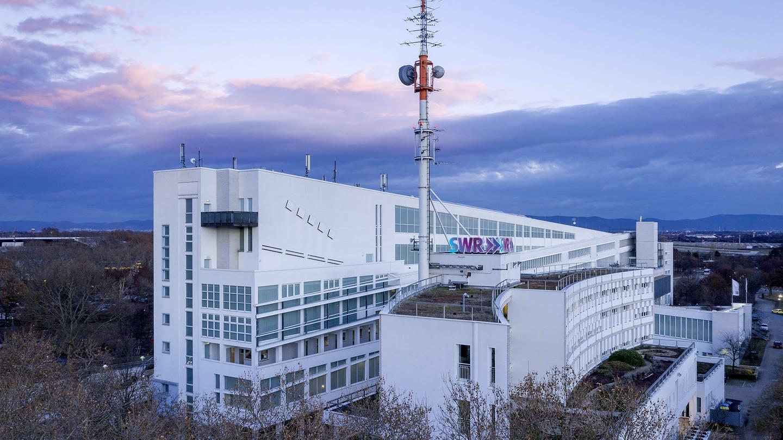 Das Bild zeigt das Studio in Mannheim (Foto: Jürgen Pollak)