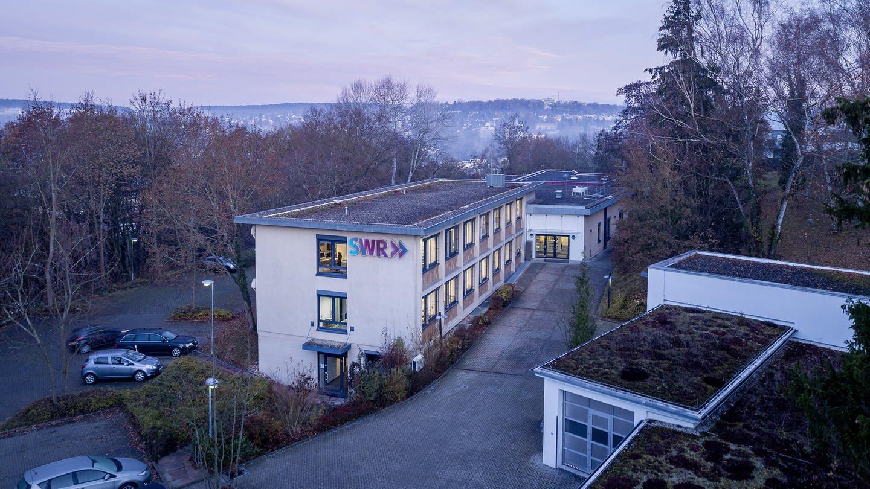 Das Bild zeigt das Studio in Tübingen (Foto: Jürgen Pollak)