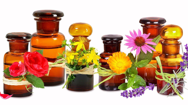 Ätherische Öle wirken auf den Körper