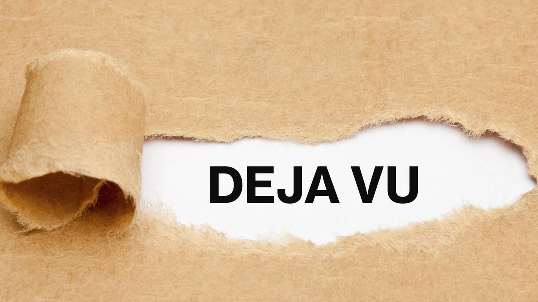 Deja-vu: Schriftzug hinter braunem Packpapier verborgen (Foto: Imago, imago images / agefotostock)