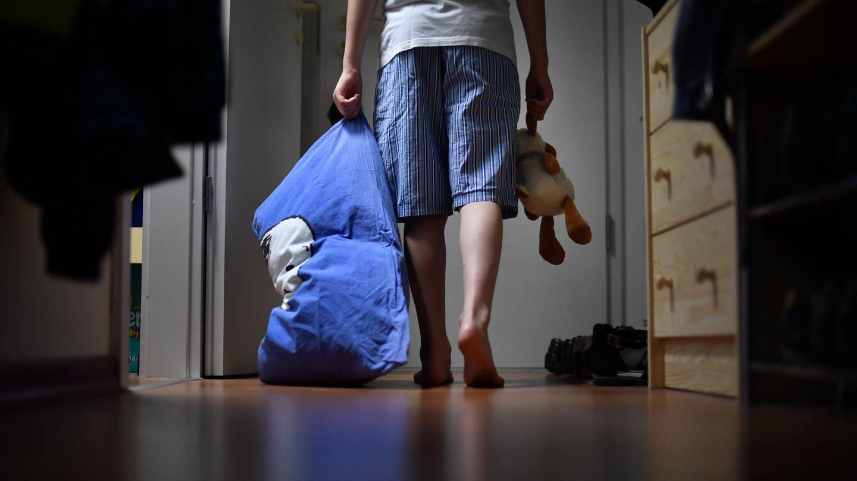 Schlafwandeln (Foto: picture-alliance / Reportdienste, dpa)