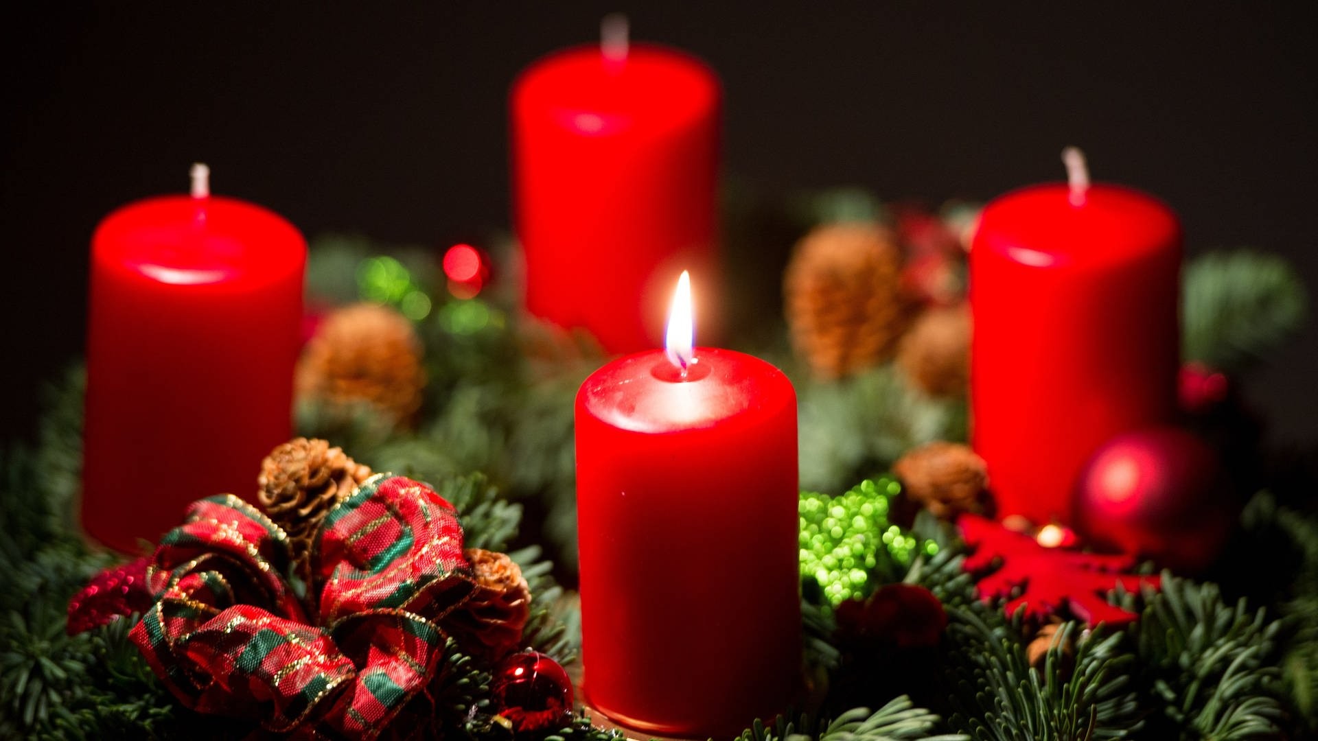 Weihnachten Seit Wann.Seit Wann Gibt Es Den Adventskranz Und Woher Kommt Dieser Brauch