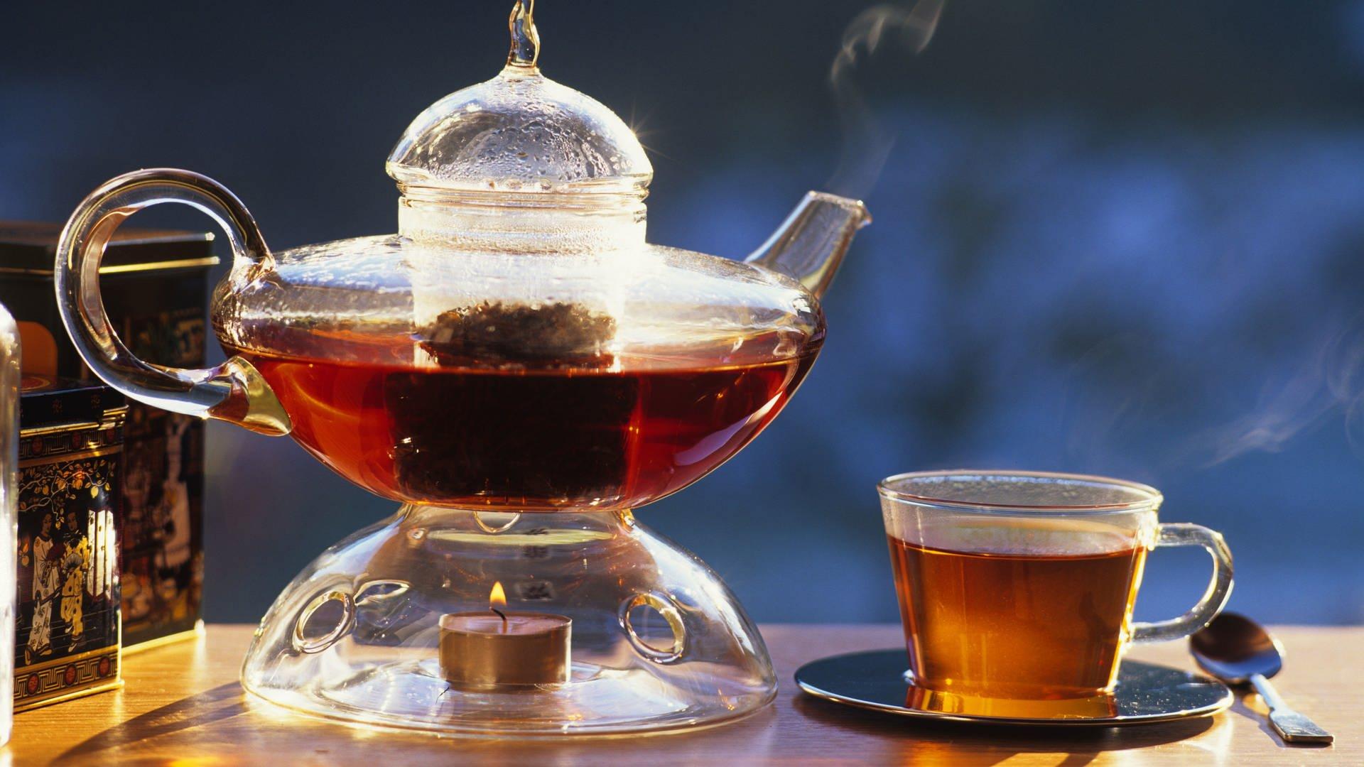 Es war einmal Tee in Amerika