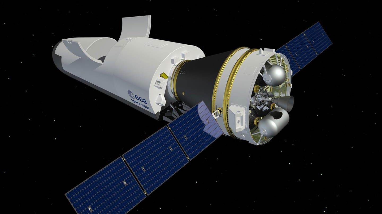 Space RIDER (Foto: Pressestelle, ESA)