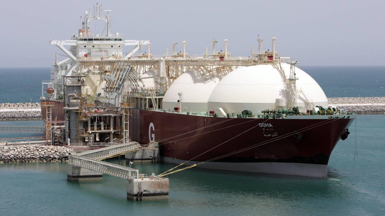Erdgasverflüssigungsanlage In Ras Laffan , Katar (Foto: Imago, imago/photothek)