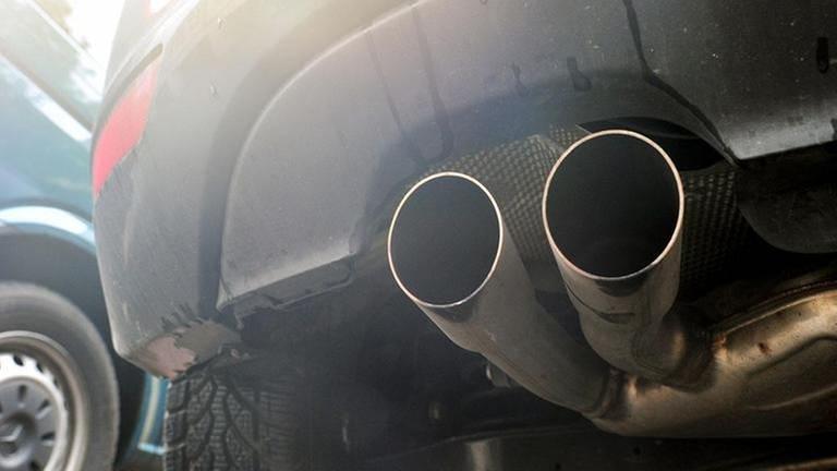 Der Großteil des Feinstaubs in der Luft stammt von der Verbrennung von fossilen Brennstoffen. (Foto: picture-alliance / Reportdienste, picture-alliance / Reportdienste - Hendrik Schmidt)