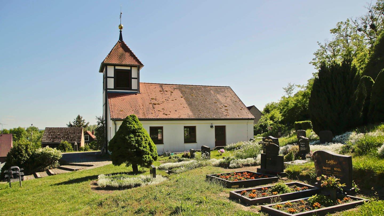 Kirche des Ortes Stützkow in Brandenburg (Foto: Imago, Reiner Zensen via www.imago-images.de)