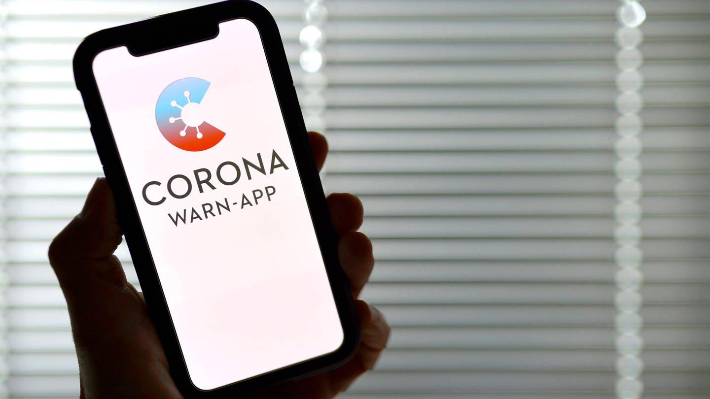 Corona-Warn-App (Foto: Imago, imago images / Michael Weber)