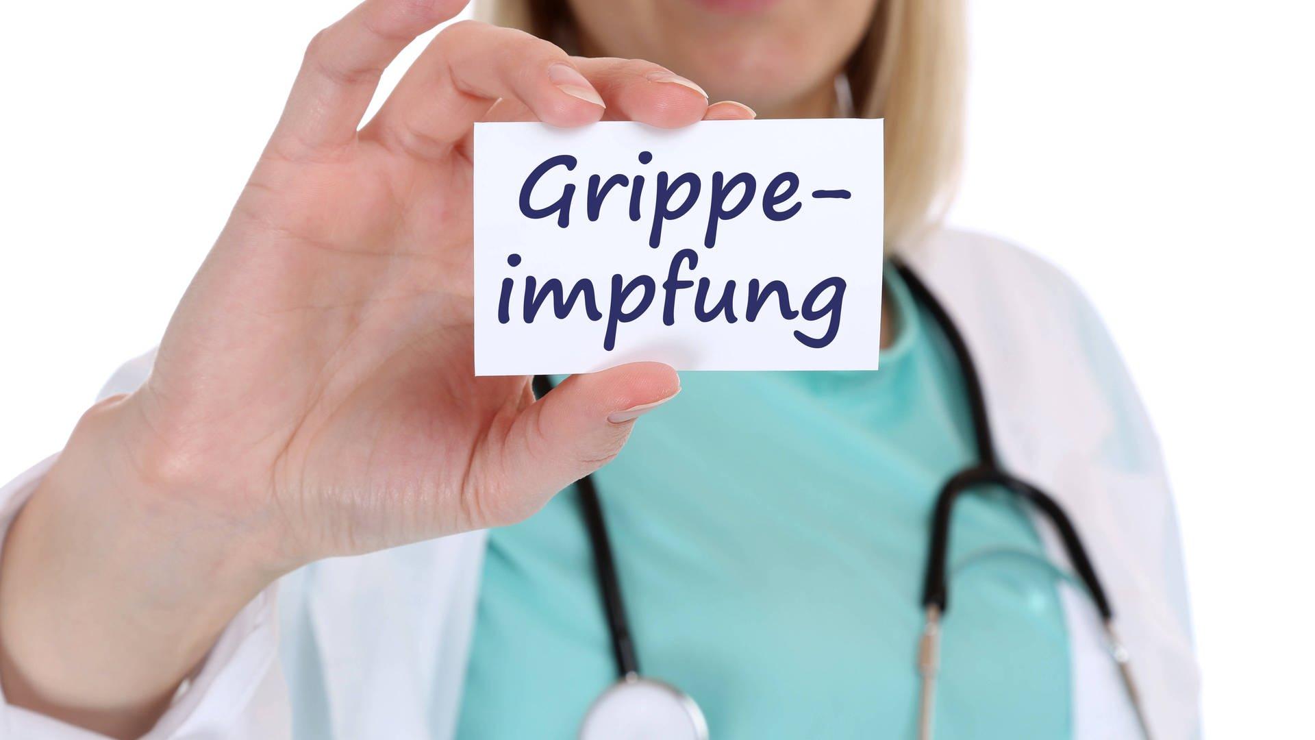Grippe Impfdosen Reichen Hochstens Fur Risikogruppen Swr Wissen Swr