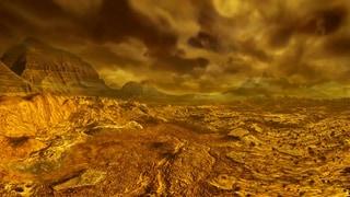 Gibt es Leben auf der Venus? Das hat bisher eigentlich wegen der recht unwirtlichen Bedingungen auf dem Planeten niemand vermutet. (Foto: SWR, swr)