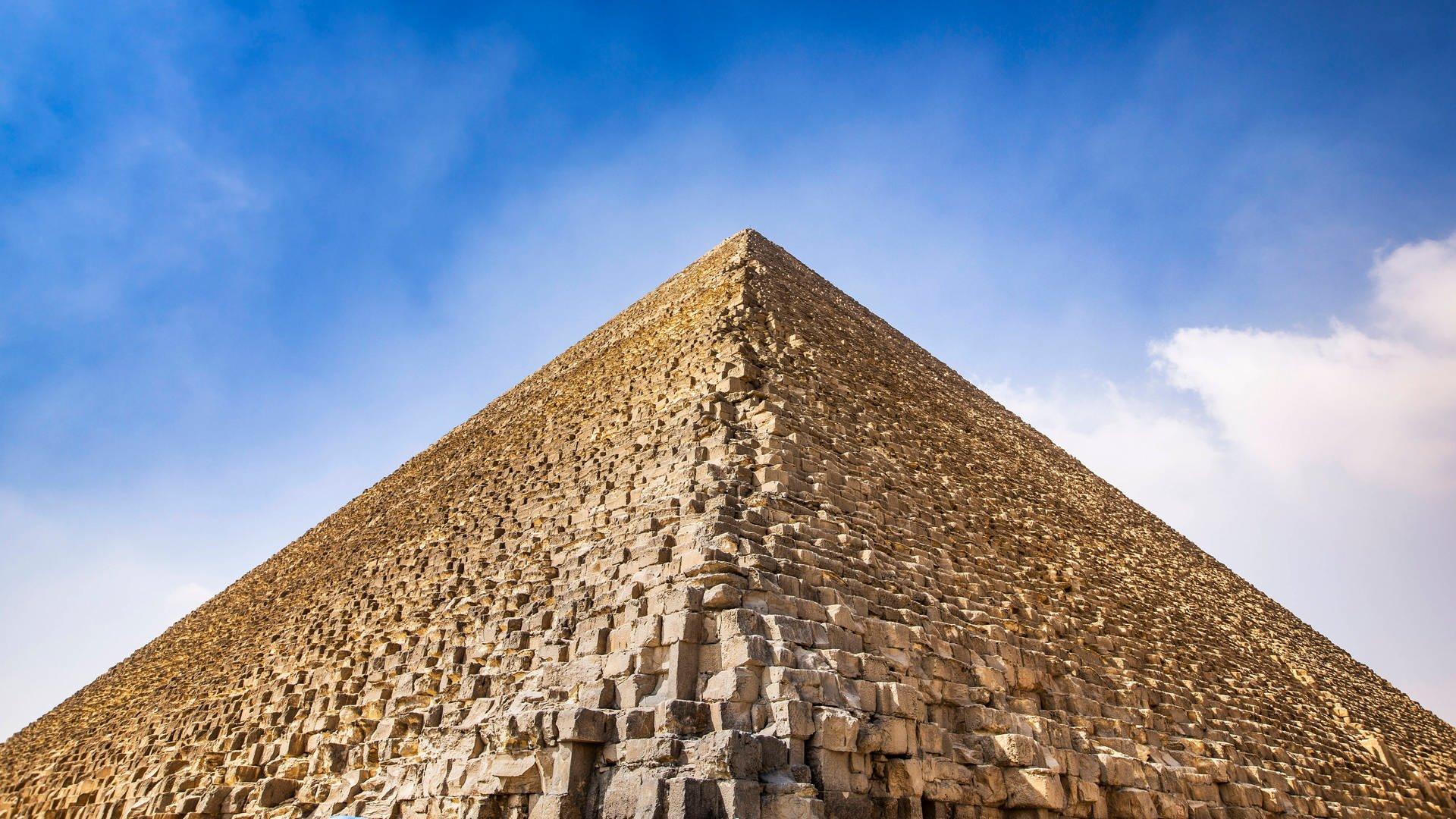 Wie Lange Dauerte Der Bau Einer Pyramide Agyptologie Swr Wissen