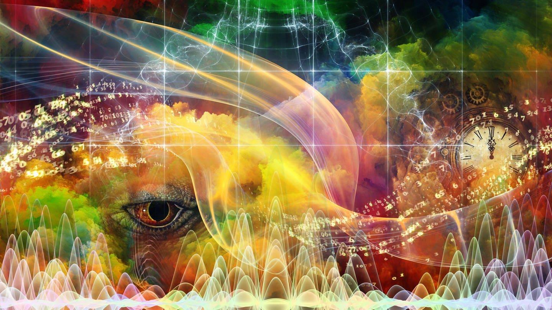 Künstlerische Darstellung von Entropie (Foto: Imago, agsandrew via www.imago-images.de)