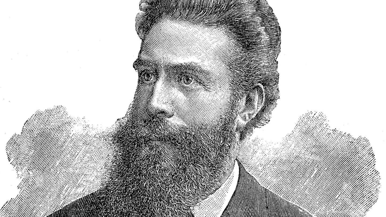 Wilhelm Conrad Röntgen (Foto: Imago, imago images / imagebroker)