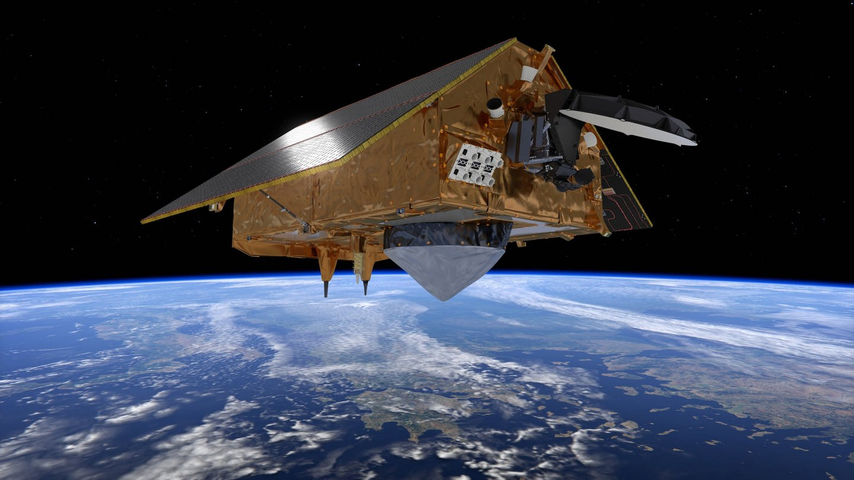 Sentinel-6 (Foto: Pressestelle, ESA)