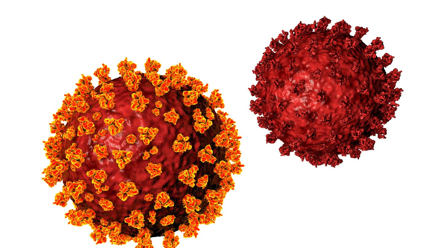 Coronavirus (Foto: Imago, imago images / Science Photo Library)