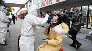 WHO-Expertinnen und -Experten suchten im chinesischen Wuhan nach den Ursprüngen der Corona-Pandemie. (Foto: Imago, imago)