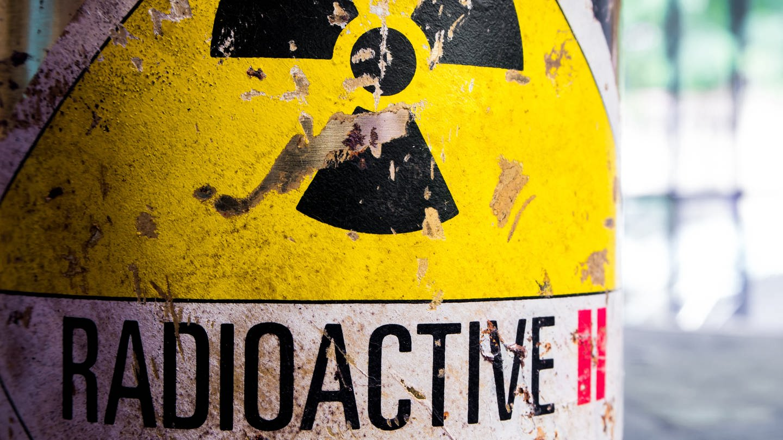 Fass mit radioaktiven Materialien (Foto: Imago, IMAGO / agefotostock)