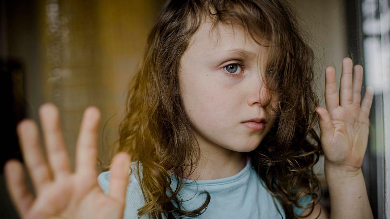 Kinder mit psychischen Problemen