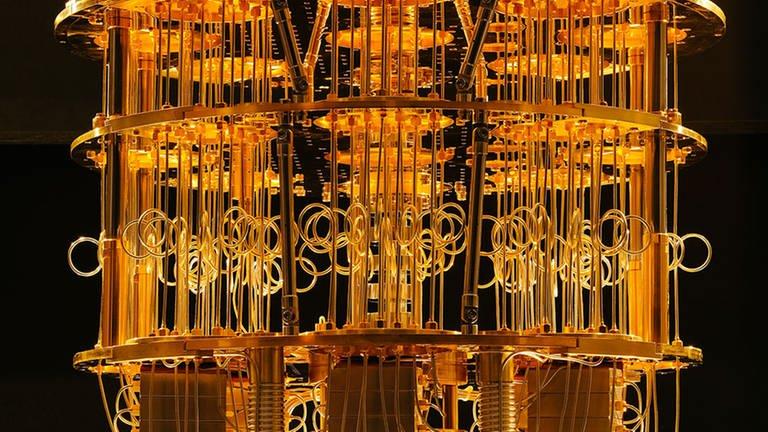 Der IBM Q System One Quantencomputer ist nach Angaben von IBM auch außerhalb der Laborumgebung nutzbar.