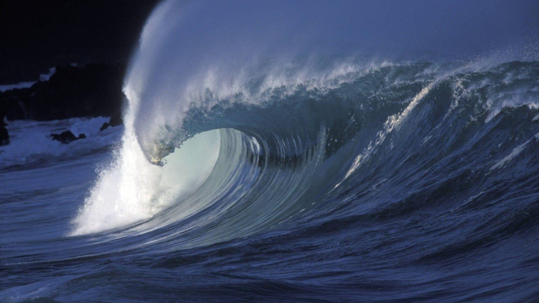 Wie misst man im Meer den Seegang, also die Höhe von Wellen?