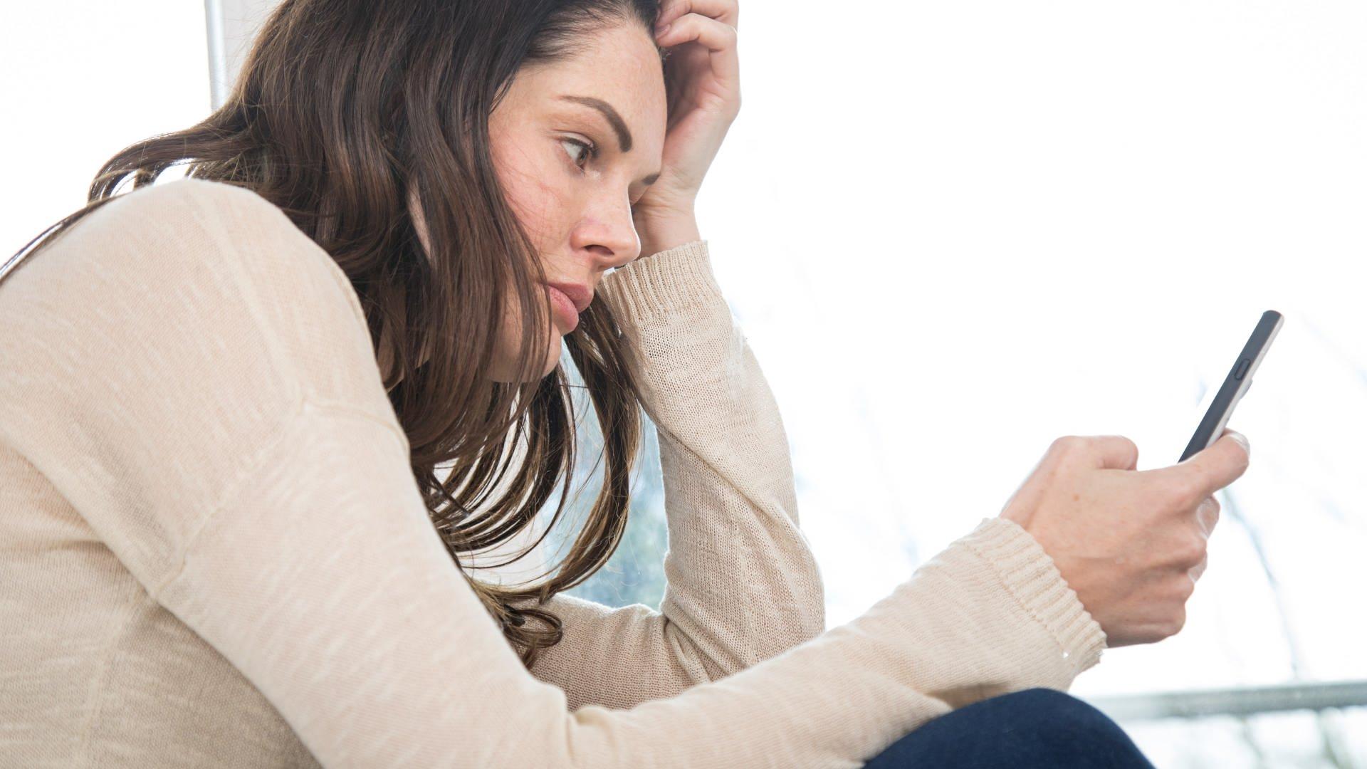 Onlineprogramm Soll Gegen Depressionen Helfen Swr Wissen Swr