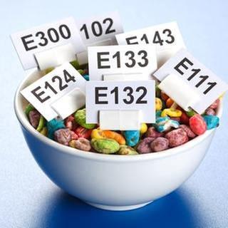 Farbstoffe und Zusatzstoffe in Lebensmittel (Foto: Getty Images, Thinkstock -)