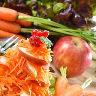 Ein Karottensalat (Foto: Getty Images, Thinkstock -)