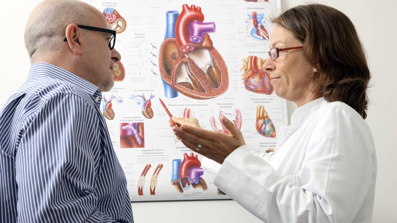 So redet man mit Patienten (Foto: Imago, nicht bekannt)