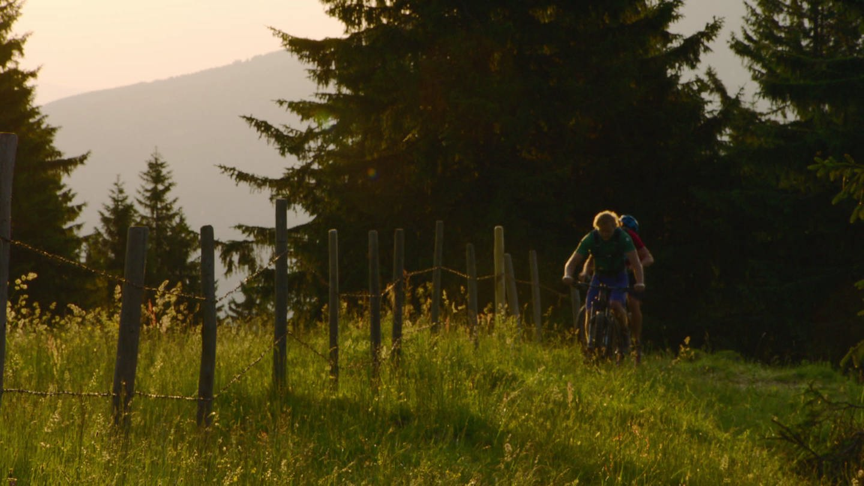 Moderator Sven Plöger in den Allgäuer Alpen (Foto: SWR, SWR -)